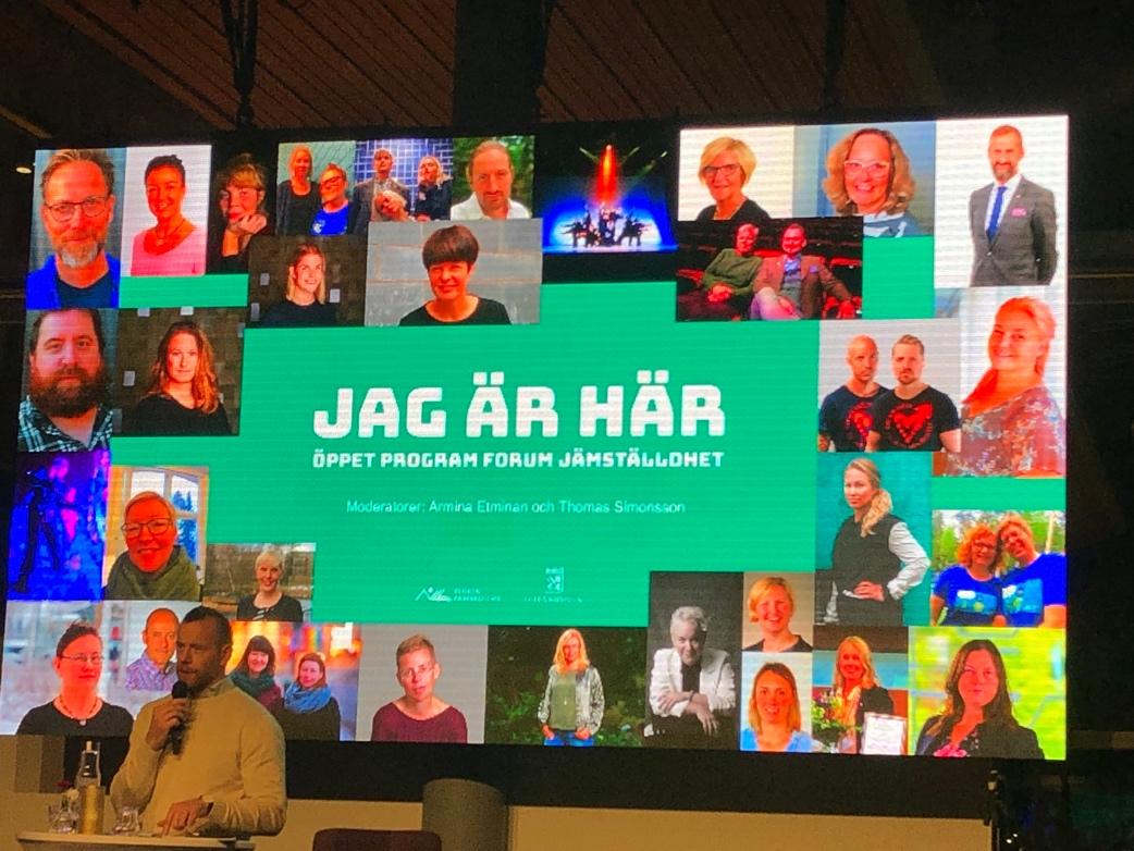 cdffd70902d2 Forum jämställdhet ägde rum i Luleå 30–31 januari - North Sweden